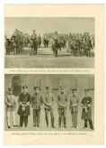 1918 WW1 Print CHINESE ARMY Officer France BRITISH LABOUR CORPS (512)